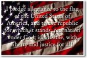 pledge of allegiance 2