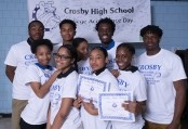 Crosby Seniors were on hand on May 4 to celebrate the next stage of their academic lives.